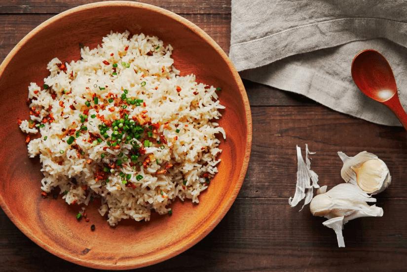 Синангаг: Филиппинский жареный рис с чесноком 4