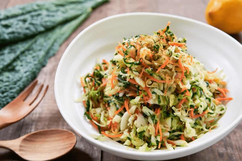 Капустный салат с морковью фото 5