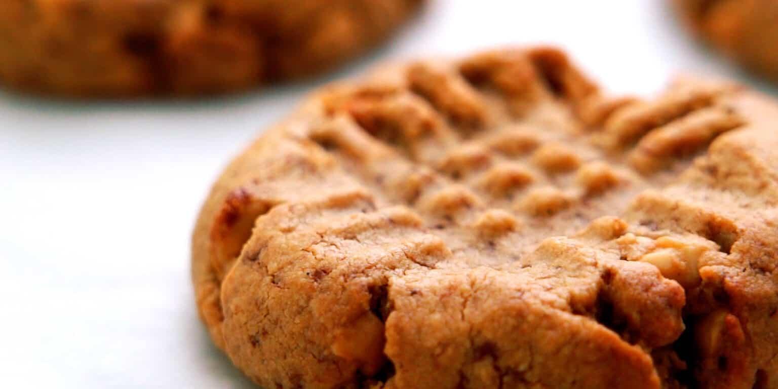 Печенье с арахисовым маслом фото 1