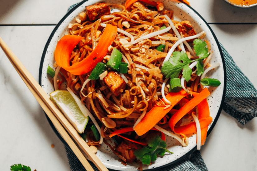 Тофу с овощами по-тайски фото 6