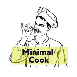 Минимальный логотип Cook