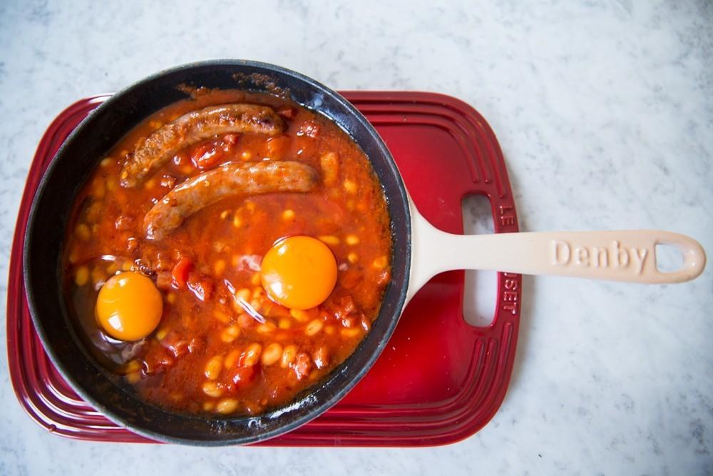 Классический английский завтрак фото 3