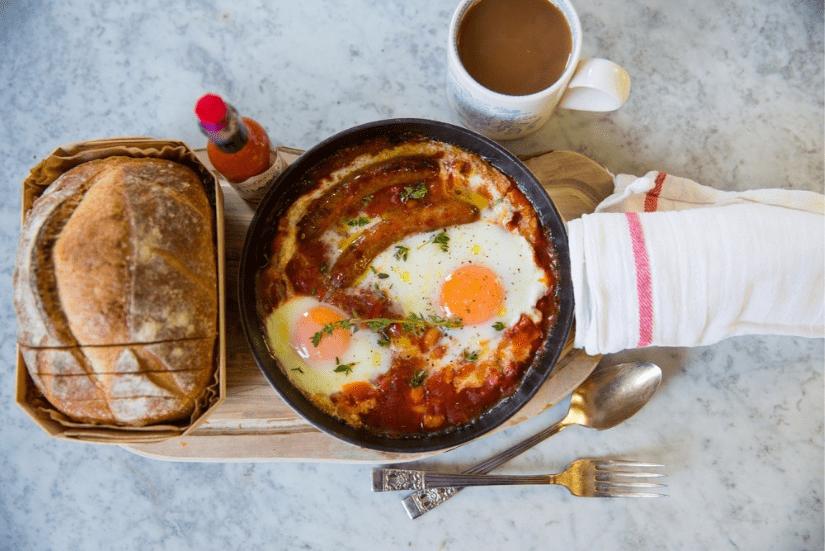 Классический английский завтрак фото 5