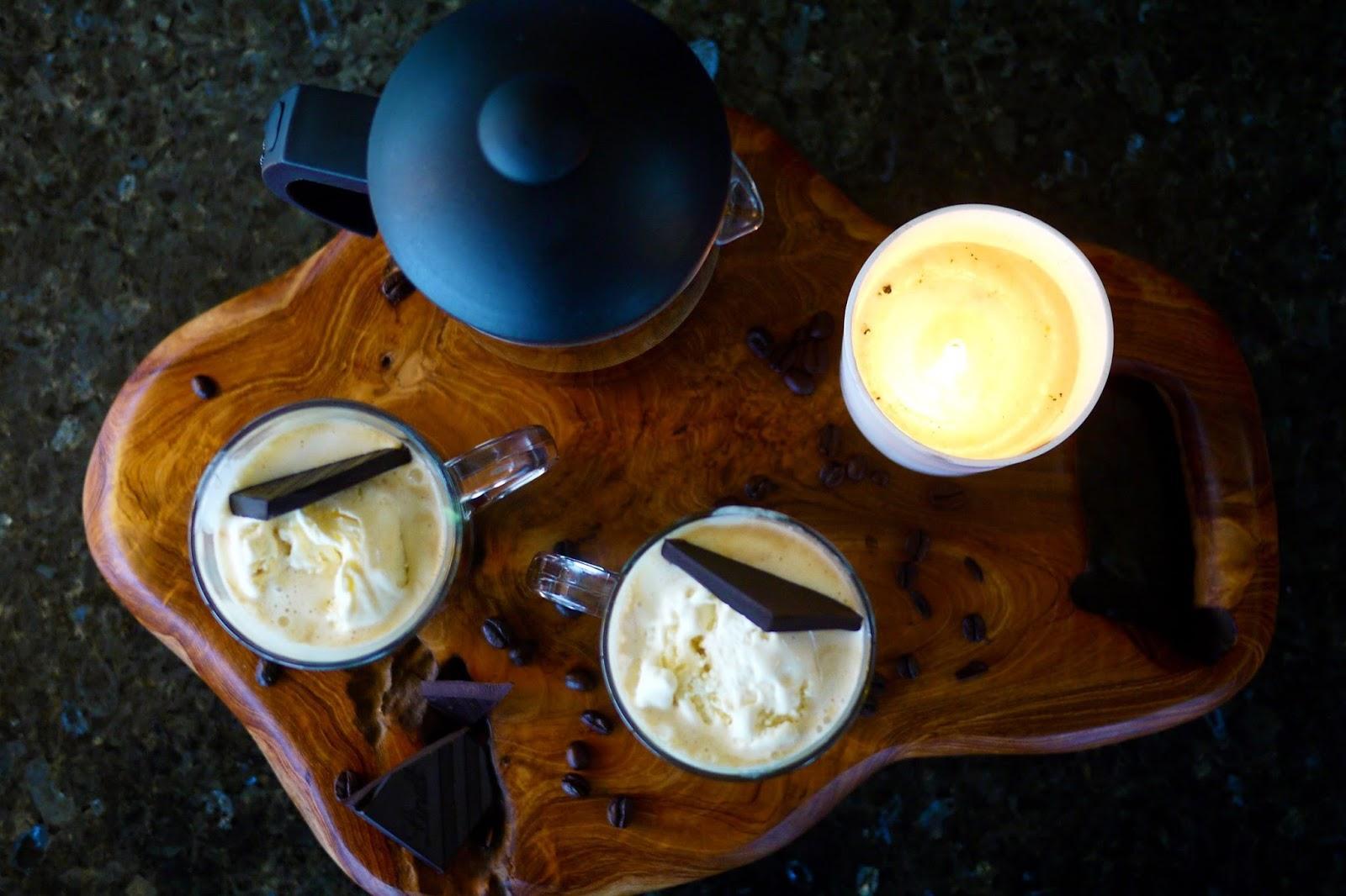 Кофе с ванильным мороженным фото 3