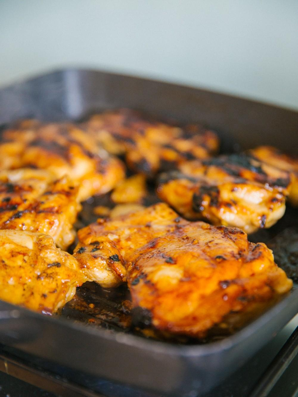 Куриный салат Фахита фото 3