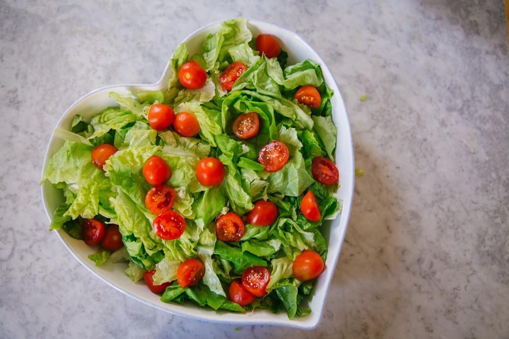 Куриный салат Фахита фото 5