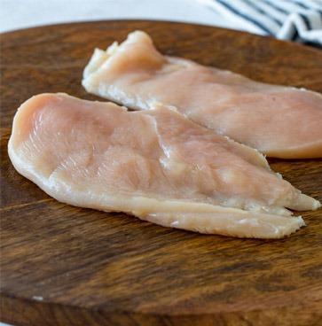 Цыпленок с чесноком и маслом 2