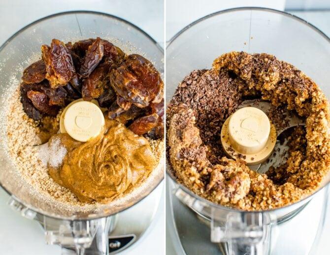 Миндальное печенье без выпечки 2