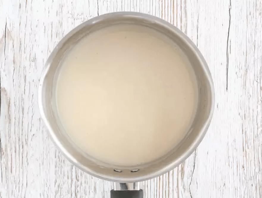 Миндальный крем для выпечки с медом 3