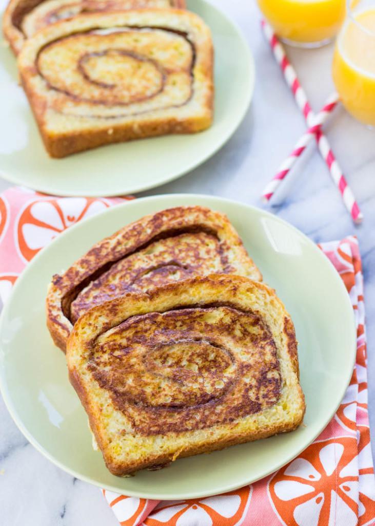 Французский тост с корицей 2