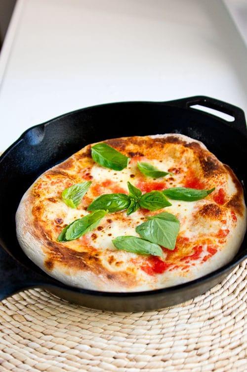 Пицца Маргарита 3