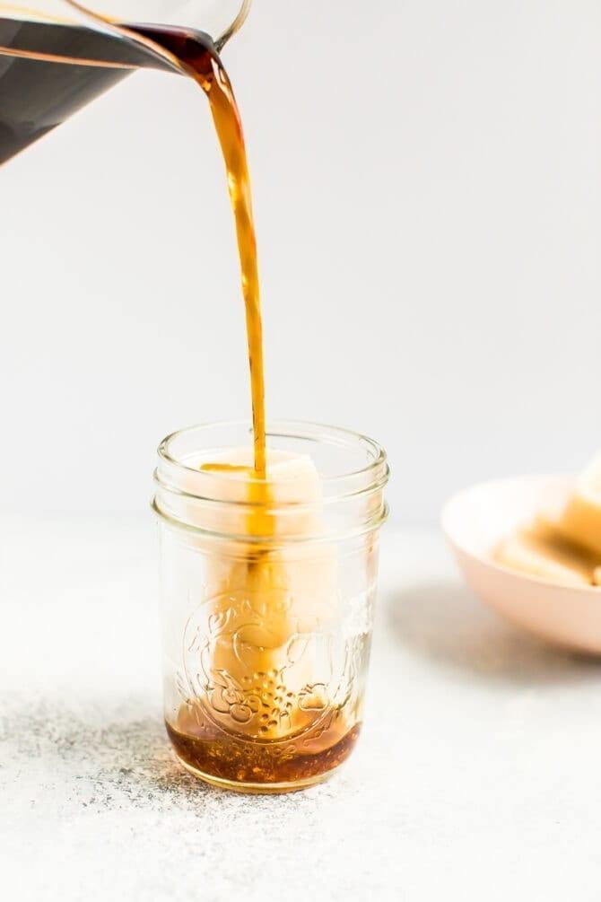 Сливочный кофе со льдом 4