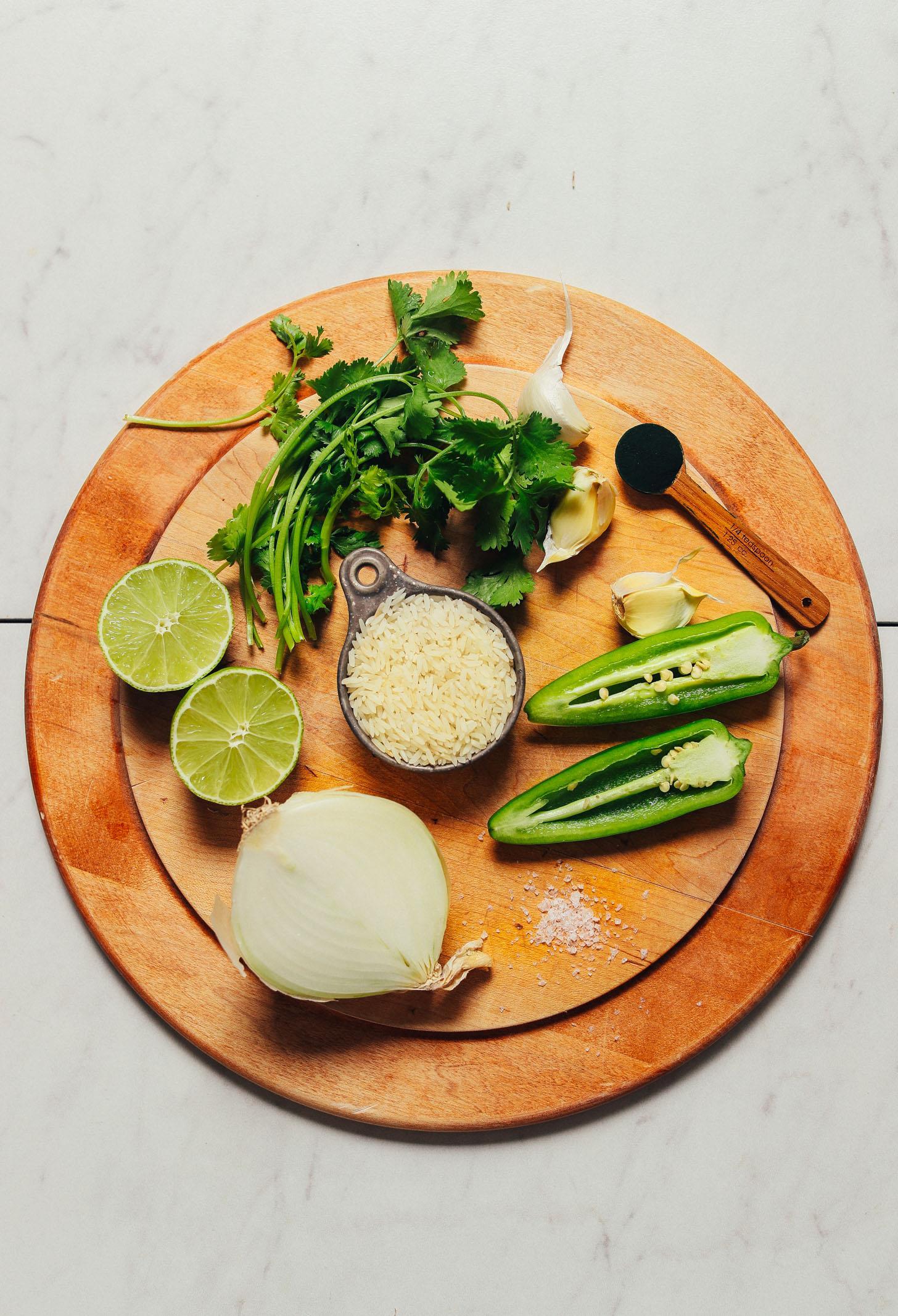 Рис с перцем и зеленью 2