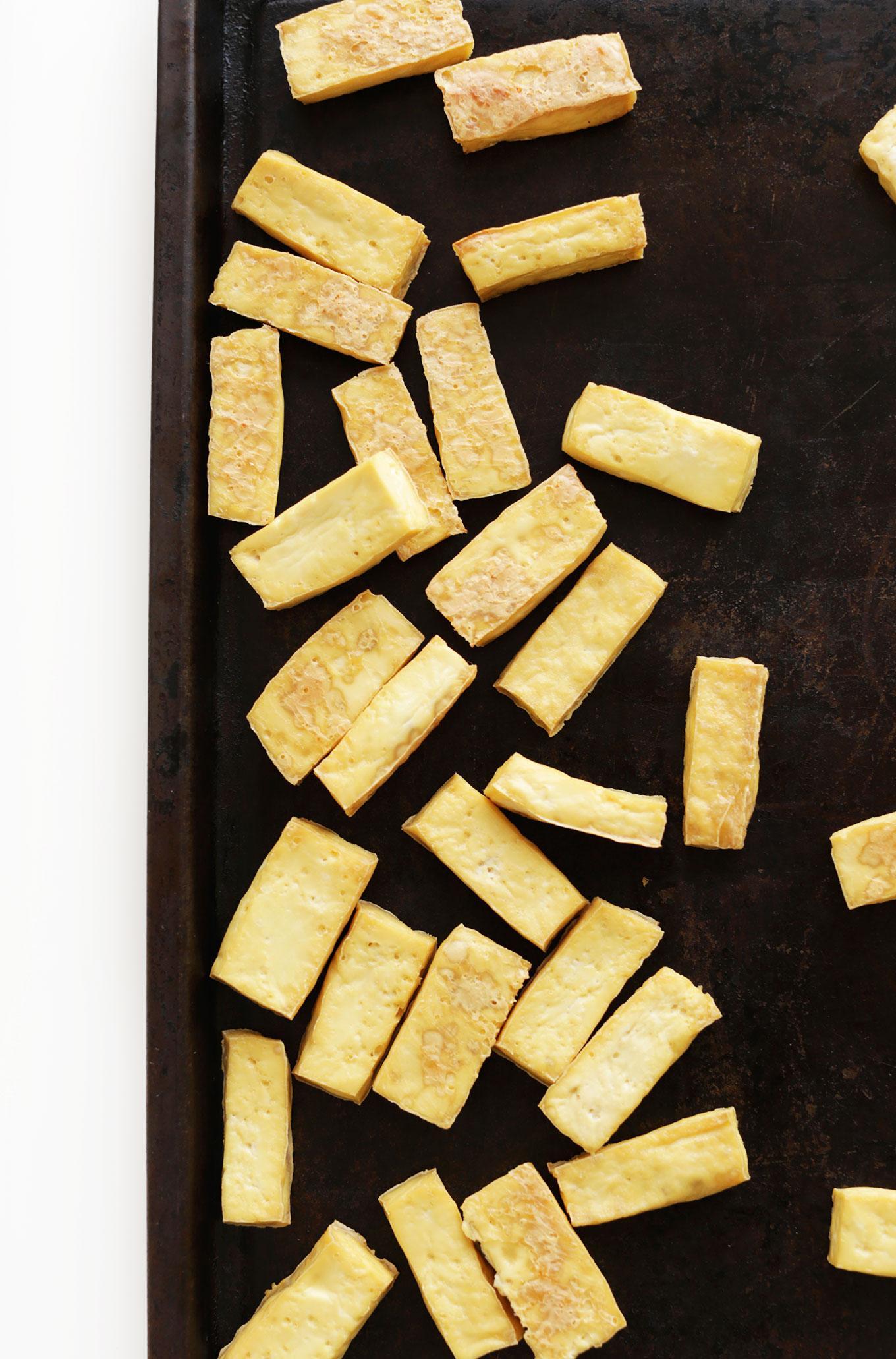 Спринг-роллы с тофу и маринованными овощами 4