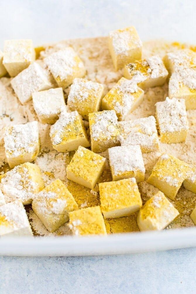 Запеченный тофу 2